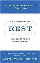 The Power of Rest by Matthew Edlund book pdf