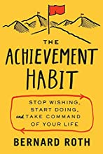 The Achievement Habit by Bernard Roth book pdf