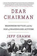 Dear Chairman by Jeff Gramm book pdf