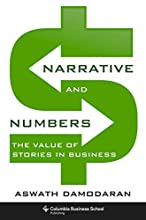 Narrative and Numbers by Aswath Damodaran book pdf