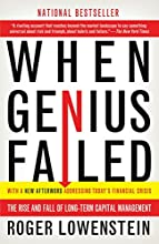 When Genius Failed by Roger Lowenstein book pdf