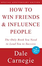 How to Win Friends and Influence People by Dale Carnegie book pdf