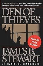 Den of Thieves by James B. Stewart book pdf