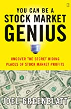 You Can Be a Stock Market Genius by Joel Greenblatt book pdf
