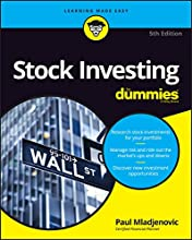 Stock Investing For Dummies by Paul Mladjenovic book pdf