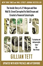 Fool's Gold by Gillian Tett book pdf
