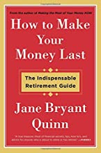 How to Make Your Money Last by Jane Bryant Quinn book pdf
