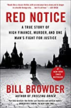 Red Notice by Bill Browder book pdf