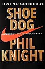 Shoe Dog by Phil Knight book pdf