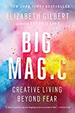 Big Magic by Elizabeth Gilbert book pdf