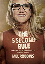 The 5 Second Rule by Mel Robbins book pdf